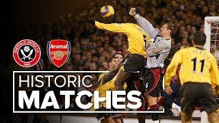 Sheffield United Vs Arsenal | Nade nets winner & Jagielka keeps a clean sheet