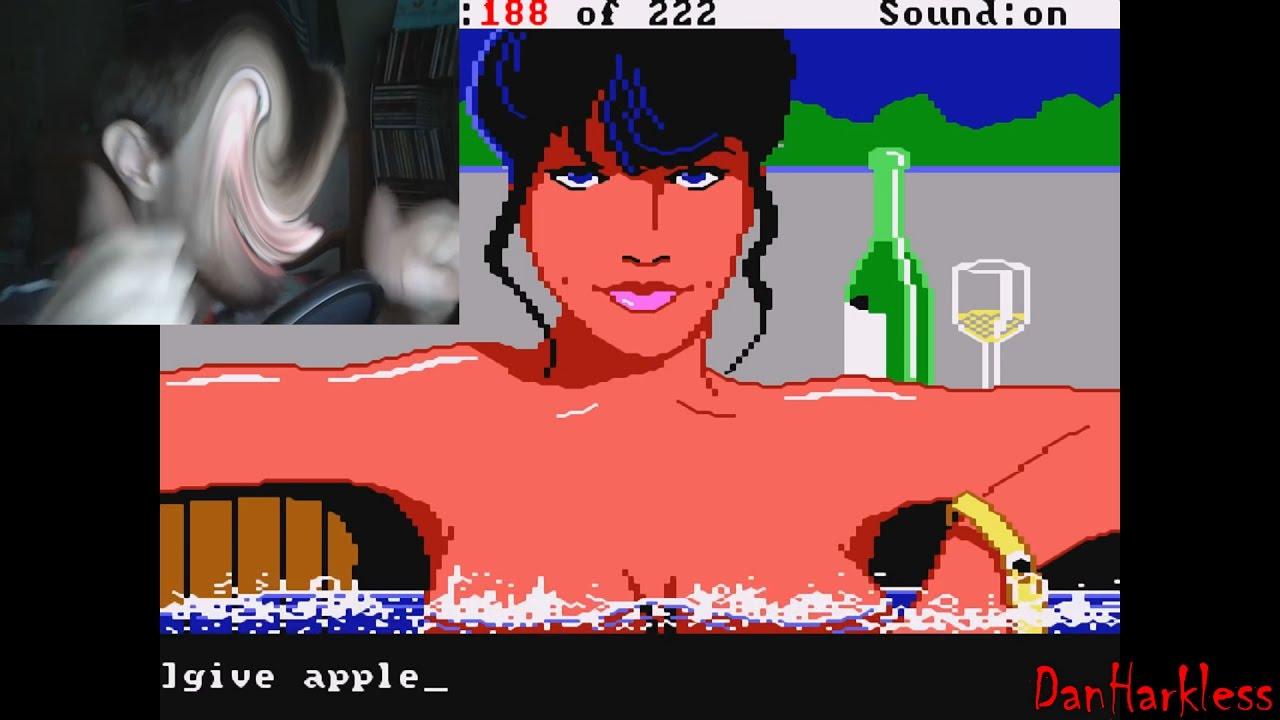 [YTP] cs188 Plays SkiFree, Laughs Creepily, Finally Scores Via Cybersex Avatar Leisure Suit Larry