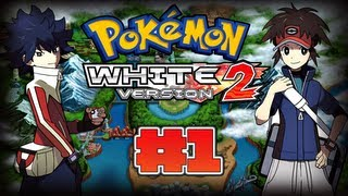 Pokemon White Version 2 - Part 1
