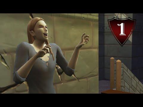 Встреча с Владислаусом — Династия Авалон #1 — The Sims 4