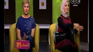 بالفيديو...منى عبد الغني تفاجيء الاستديو باللعب على 'الطبلة'