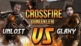 KANDIRILDIM! UNLOST vs Glaxy Cahit Komtan / Half Life Crossfire Günlükleri #3 [Adi Komtan]