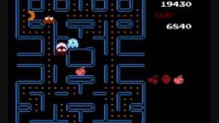 Play Pac Man Online for Free (Nintendo NES Game Rom)