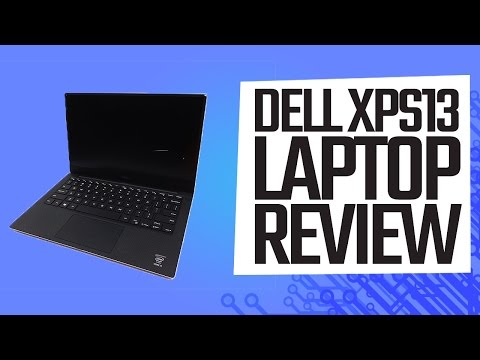 Dell XPS13 Notebook Review (The Worst Support EVER!)