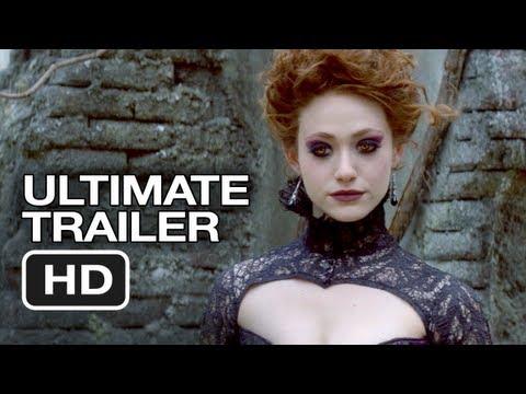 Beautiful Creatures Ultimate Casters  2013 Emmy Rossum, Alice Englert Movie HD