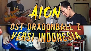 Video OST Dragonball Versi Indonesia [Rock/Metal Cover] download MP3, 3GP, MP4, WEBM, AVI, FLV Agustus 2017