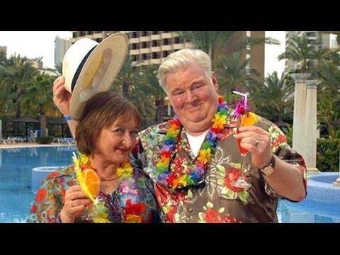 Every 'OH YES' from Jacqueline (BENIDORM)