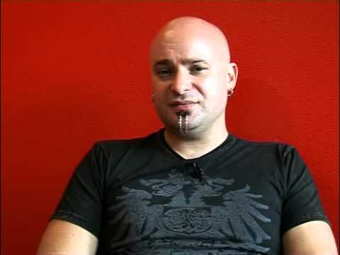 On The Record - David Draiman from Disturbed about the song Inside The Fire