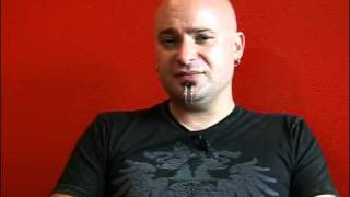 Download On The Record - David Draiman from Disturbed about the song Inside The Fire MP3 song and Music Video