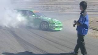 Drifting 101 featuring the Drift King Keiichi Tsuchiya