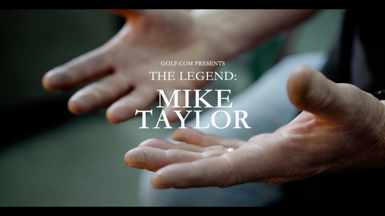 The Legend of Mike Taylor: Tiger Woods' longtime golf club whisperer is the ultimate grinder