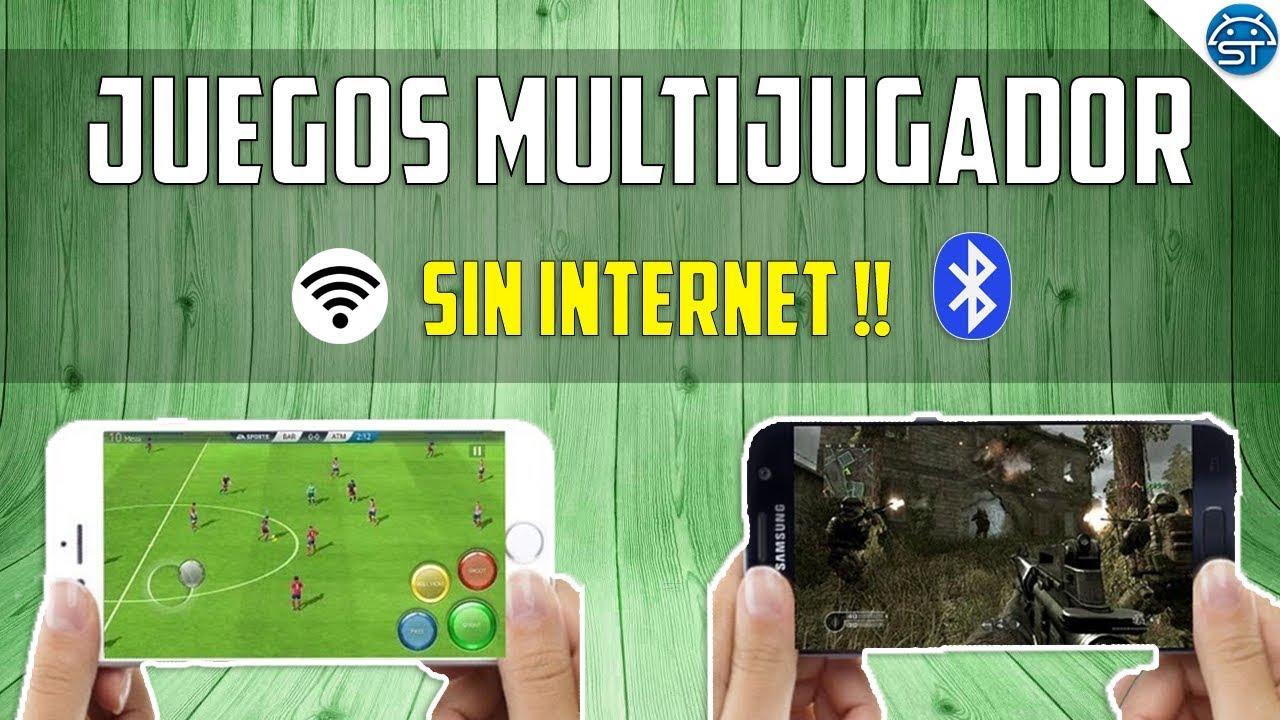 Top Mejores Juegos Android Multijugador Por Bluetooth Y Wifi Local