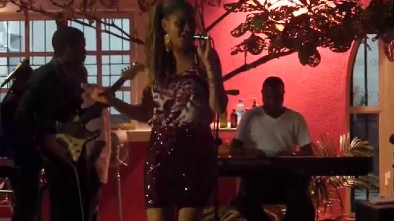 Download Diana Bada Performing 'Love Me or Leave me'