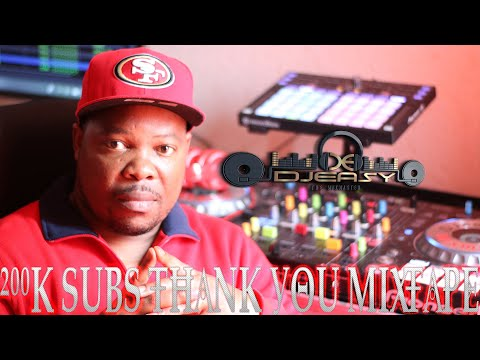 Reggae Dancehall Thank You Subscribers Special Mixtape Edition Mix by Djeasy