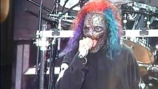 Slipknot LIVE Three Nil Wiener Neustadt Austria 2004 06 11