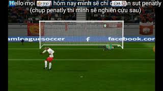 Dream League Soccer VN Game•Hướng dẫn sút penatly trong Dream League Soccer 2019.