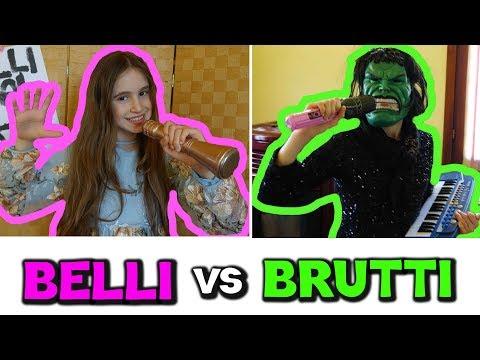 BELLI vs BRUTTI - by Charlotte M.