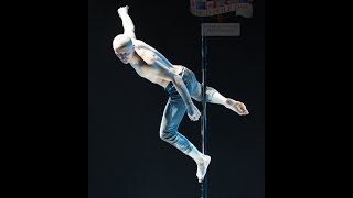 Egor Churakov – RUSSIA - World Pole Dance Championships - Beijing, China