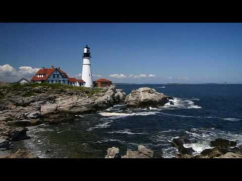 Portland Harbor Lighthouse.wmv