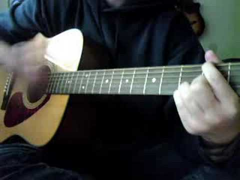 You And Me Lifehouseguitar Cover Youtube