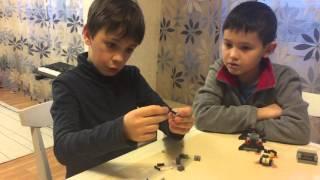 Лего инструкция строительства аксессуаров для игры в Звездные войны!;))