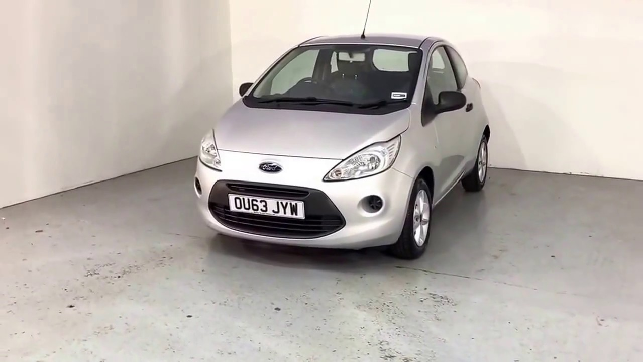 Ford Ka Studio Plus Ps For Sale At Thame Cars