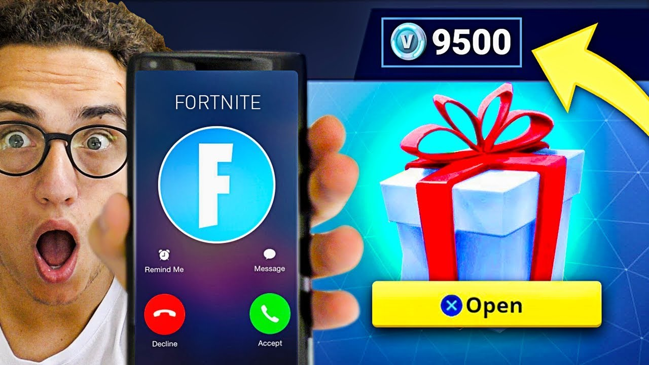 Epic Fortnite Contact Number - V Bucks Hack Code