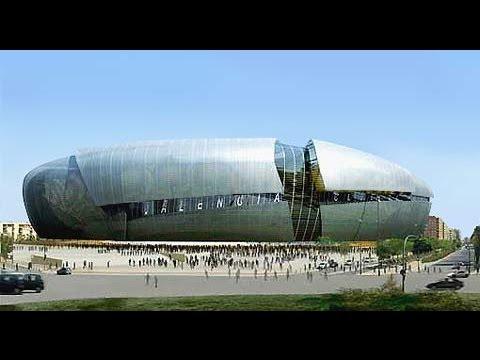 Estadios Mais Bonitos Do Mundo!