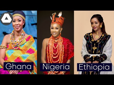 15 Super Beautiful African Traditional Clothes