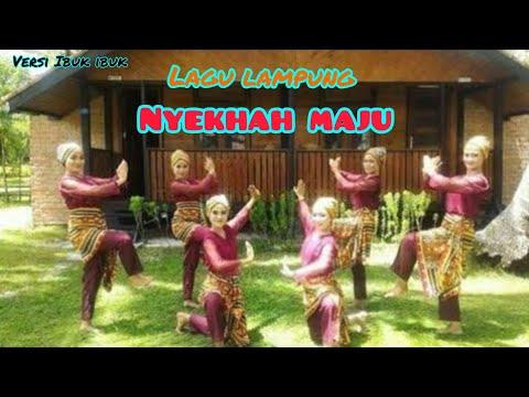 Lagu Lampung Bengkunat    Nyekhah Ko Maju Versi Orgen