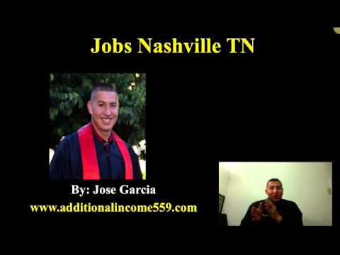 """Jobs Nashville TN"" - Earn Up To $5,000 Dollars Per Month Online...."