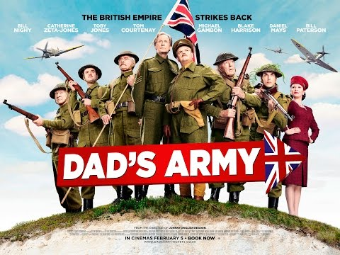 Random Movie Pick - Dad's Army - Official Trailer 2 YouTube Trailer
