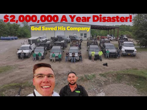 Running A $2,000,000 Lawn Care Company Almost Ruined His Life!
