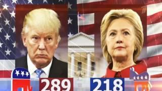 Дональд Трамп выиграл президентские выборы в США.