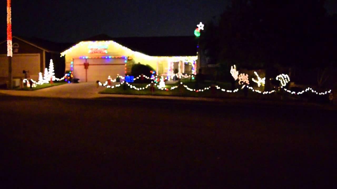 kerstmis licht show wizards - photo #24