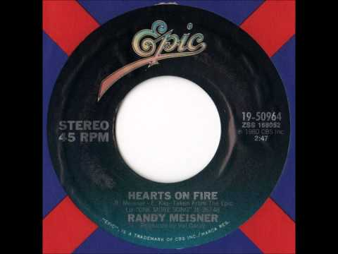 Randy Meisner - Heart's On Fire
