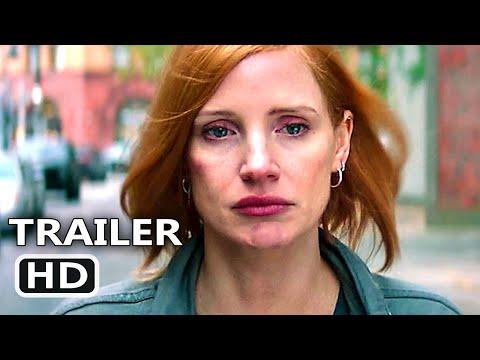 AVA Trailer (2020) Jessica Chastain, Colin Farrell Movie