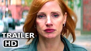AVA Trailer (2020) Jessica Chastain, Colin Farrell Movie
