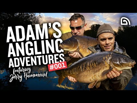 Adam's Angling Adventures – Episode 1 – Featuring Jerry Hammond