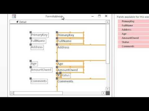Icrosoft Access 2013 Full Tutorial Part 2