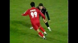 Arda Turan's Assist Against Galatasaray - Manisaspor - 2005/2006