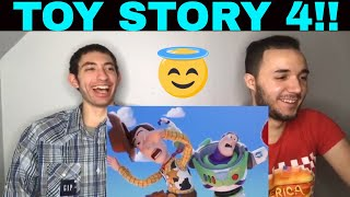 Toy Story 4 | Official Teaser Trailer REACTION