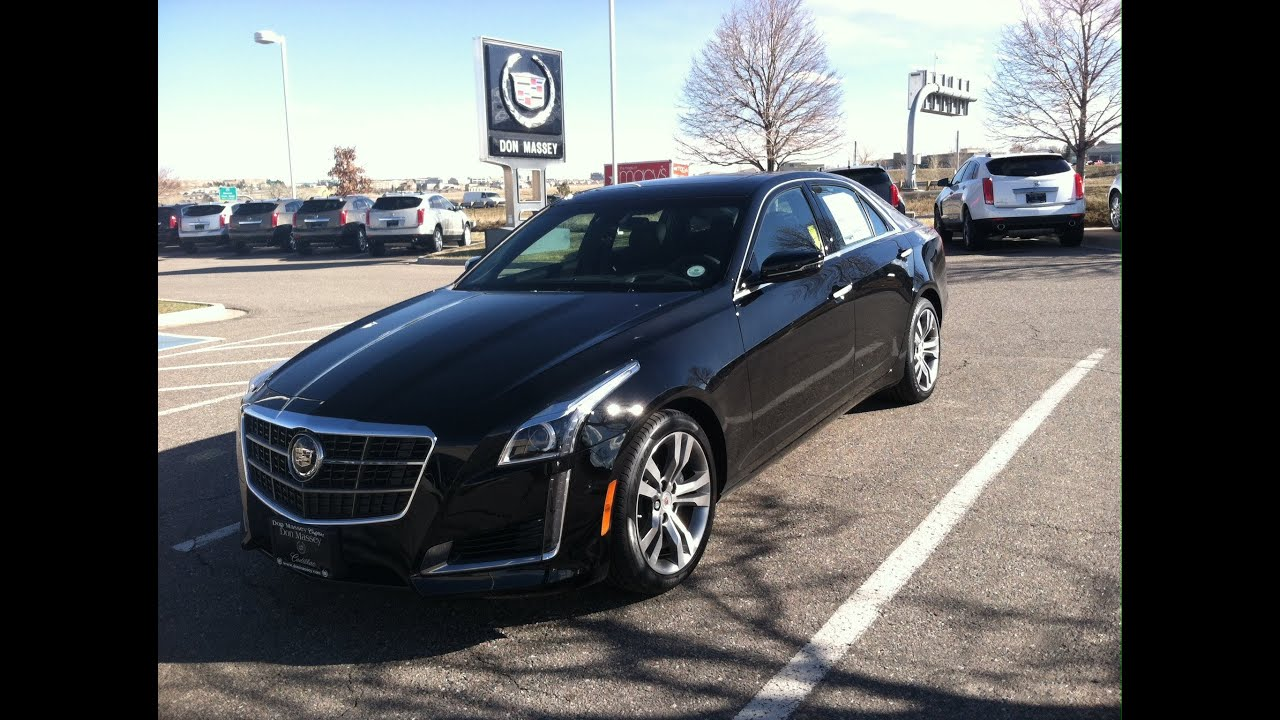 2014 cadillac cts v sport awd start up in depth tour and review youtube. Black Bedroom Furniture Sets. Home Design Ideas