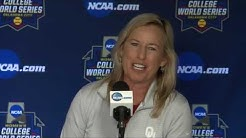 2017 Women's College World Series Press Conference