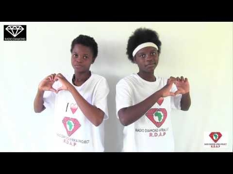 Radio Diamond Afrika Project Angola