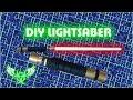 DIY LIGHTSABER WITH BLADE E 15