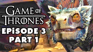 Game of Thrones - Telltale Games - Episode 3: Sword in the Darkness - Gameplay Walkthrough Part 1