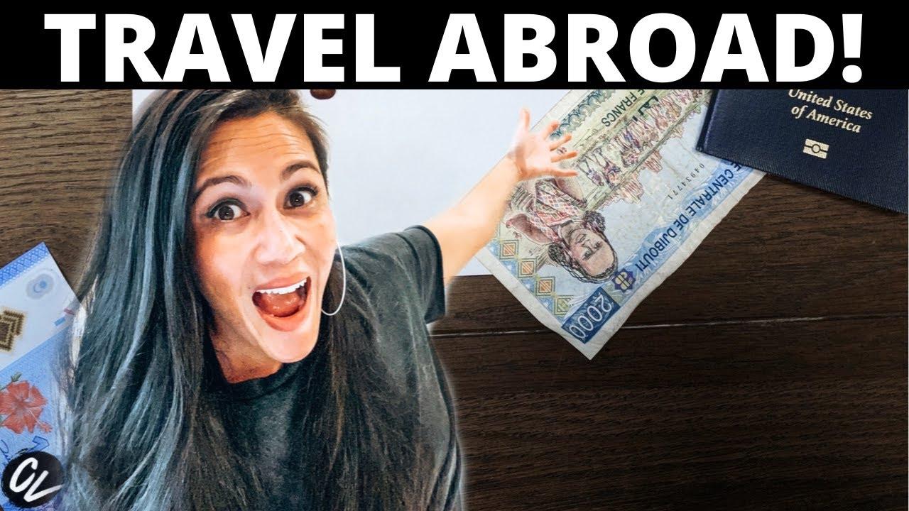 Planning INTERNATIONAL Travel