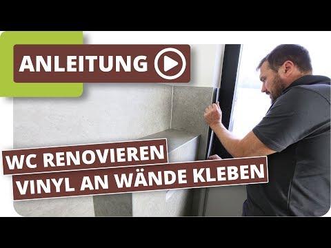 gäste-wc-neu-gestalten---vinylboden-an-wände-kleben