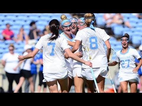 UNC Women's Lacrosse: Tar Heels Overpower Syracuse in ACC Tournament